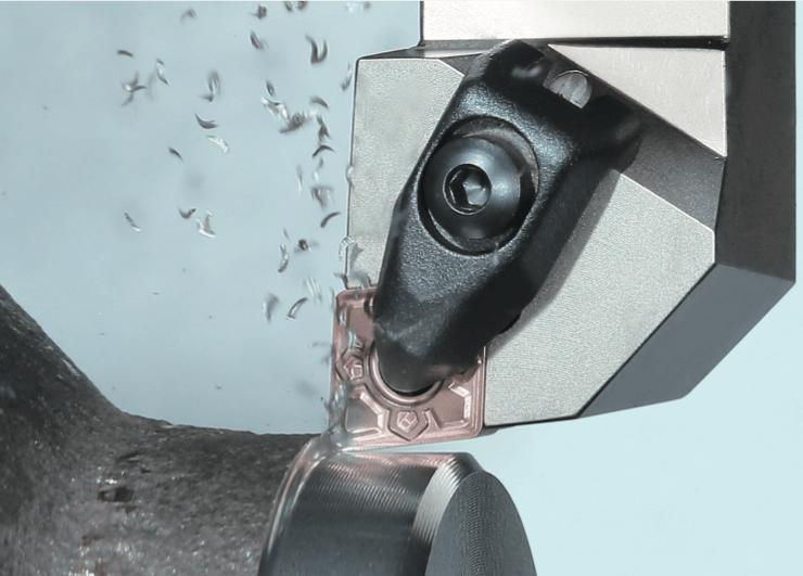 KYOCERA CA3 svarvskär för gjutjärn