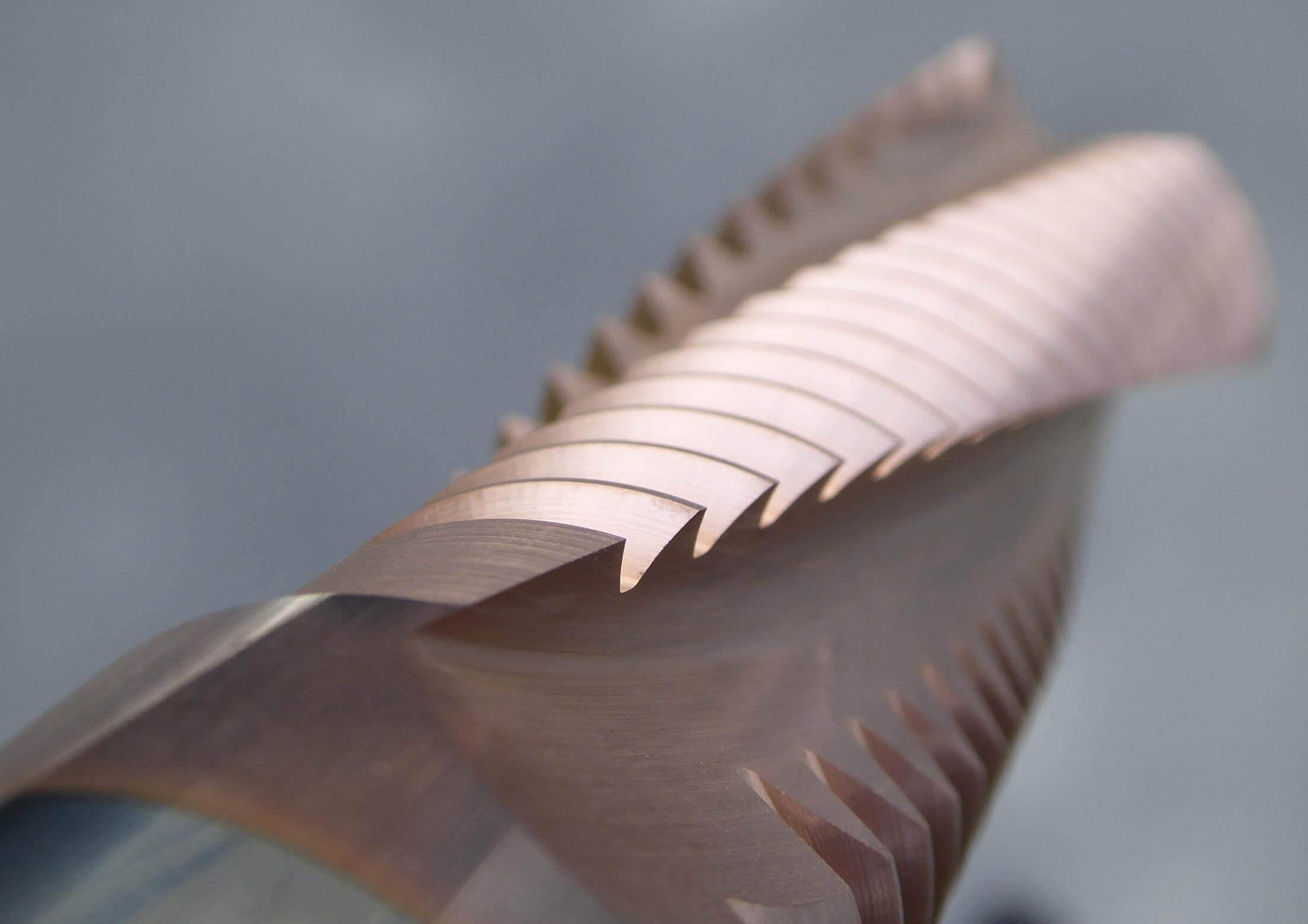 ThreadBurr – 整体硬质合金螺纹铣刀