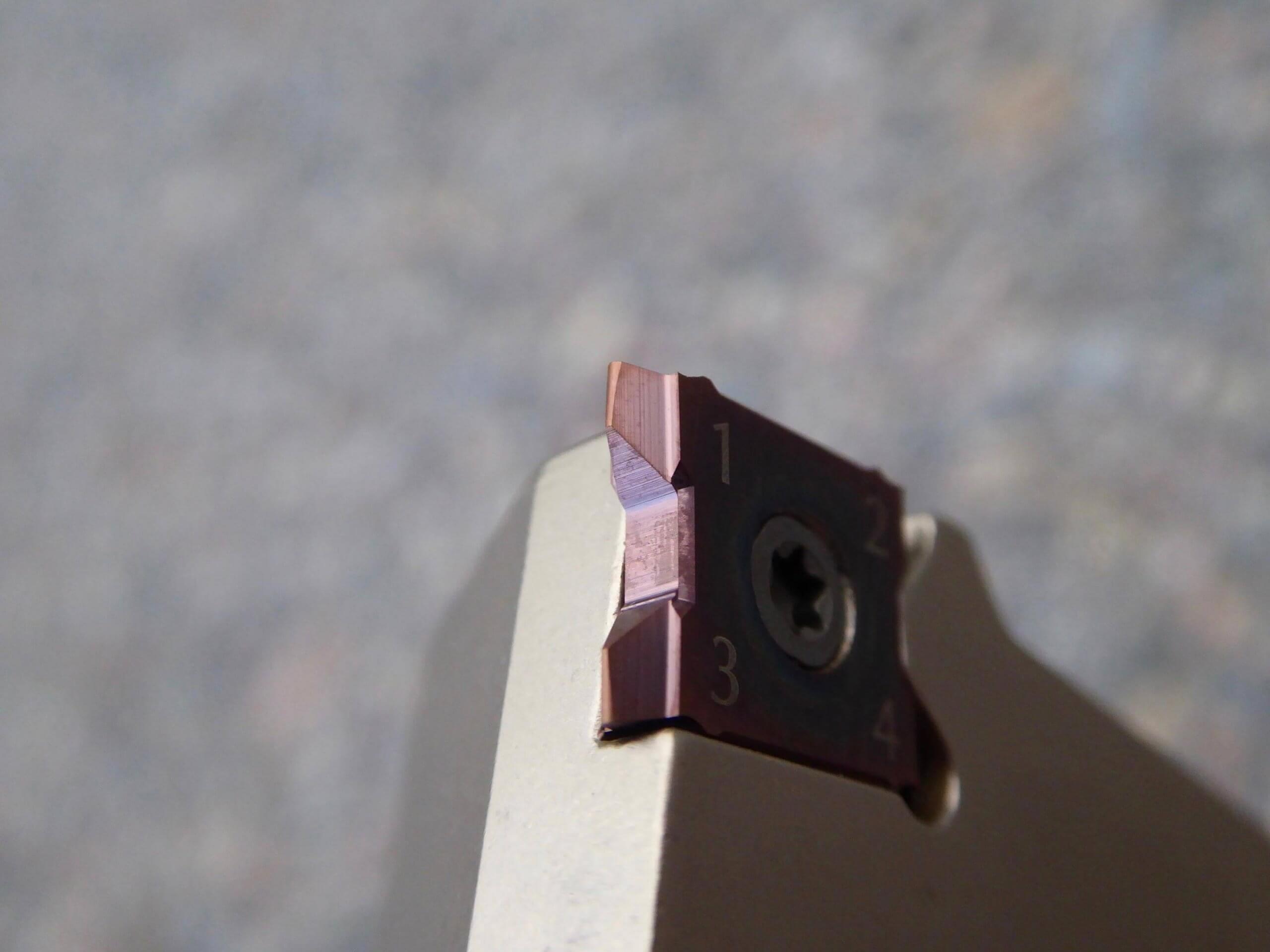 FourCut-Токарный резьбонарезной инструмент из линейки SmiCut
